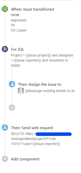 Automation for Jira: Image 1